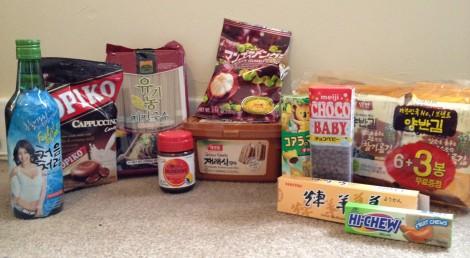 Korean Grocery Store Palooza